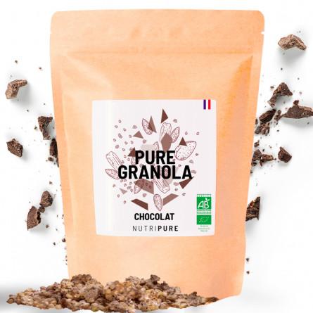 granola-petit-dejeuner choco